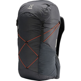Haglöfs L.I.M 25 Backpack, magnetite/flame orange